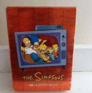 The Simpsons The Complete Fifth Season DVD Set Col